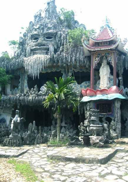 Đền thờ Lê Trung Giang - Quần thể văn hóa và di tích lịch sử Unesco Việt Nam