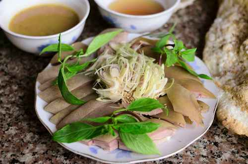 Đa dạng với món ăn ngon từ dê núi Nga Sơn