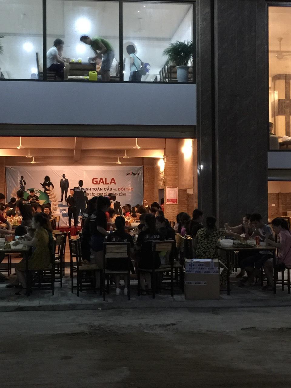 Nhà hàng Biển Xanh 2 Sầm Sơn