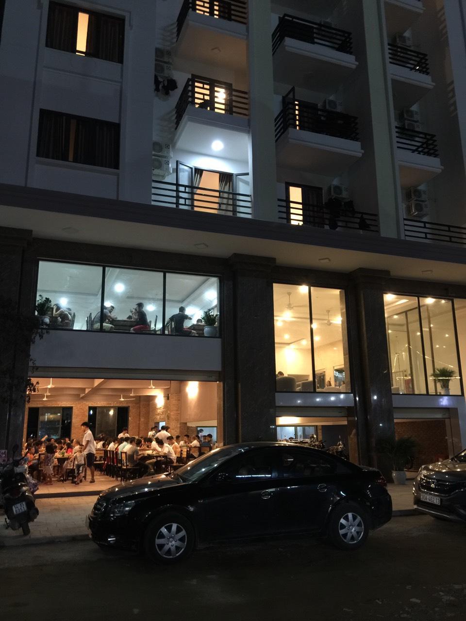 Nhà hàng Biển Xanh 2 , Sầm Sơn