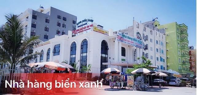 Nhà hàng Biển Xanh Hải Tiến