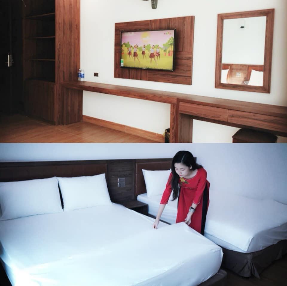 Phòng VIP Khách sạn Hải Tiến