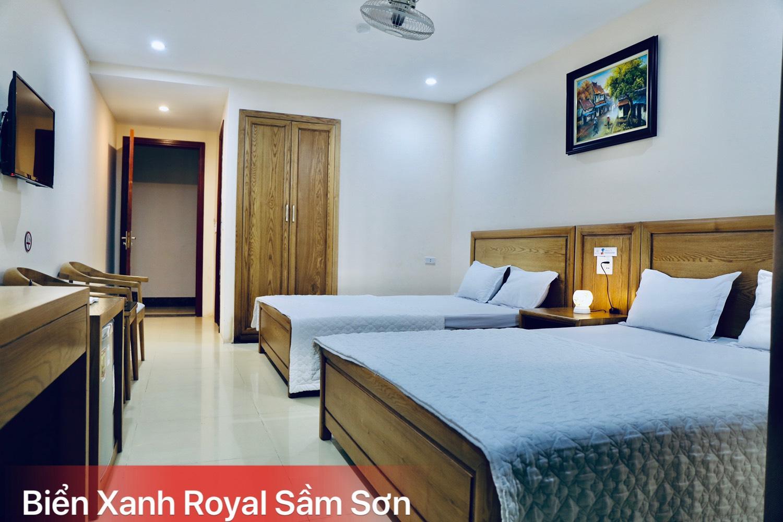 Phòng VIP Khách sạn Sầm Sơn